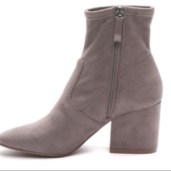 estilo exquisito venta outlet alta calidad Steve Madden Shoes | Gray Iberia Booties New In Box | Poshmark